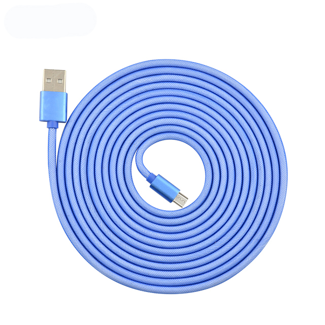 ShunXinda braided fast charging usb cable factory for car-usb cable, usb cable manufacturers, usb ca