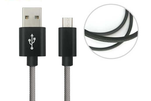 ShunXinda -Fast Charging Usb Cable 5v 3a Fast Charging Fishnet-2