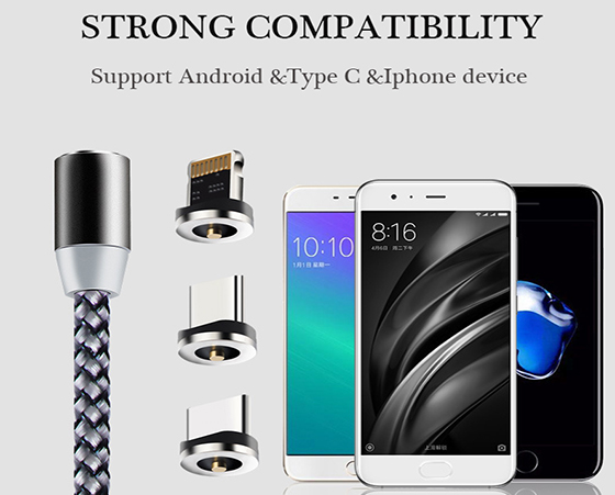 ShunXinda -Multi Phone Charging Cable Factory, 3 In 1 Usb Cable | Shunxinda-5