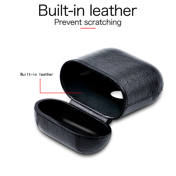 ShunXinda -Leather Airpods Cover Case For Airpods-shunxinda Usb Cable-3