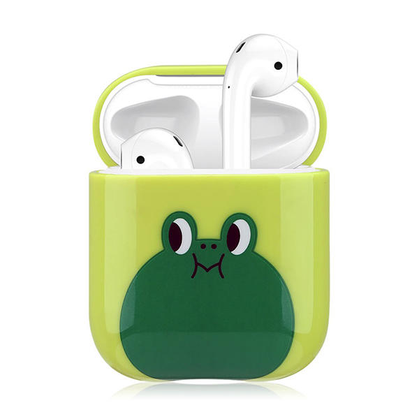 comfortable silicone airpods case supply for earphone