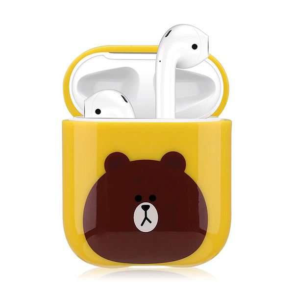 high premium wireless charging case manufacturers for airpods-4
