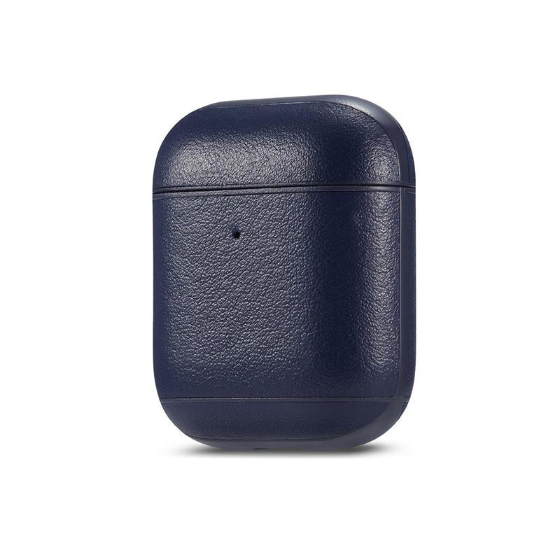 Protective leather wireless airpods case for airpods 1&2  SXD1106
