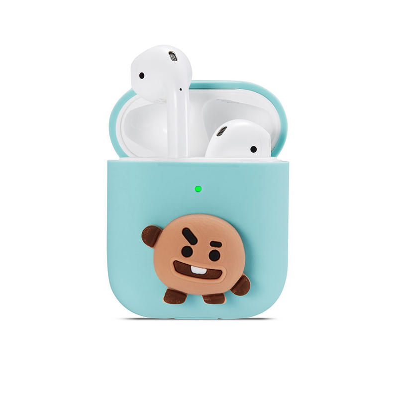 3D cartoon airpods charging cover case for apple airpod SXD1108