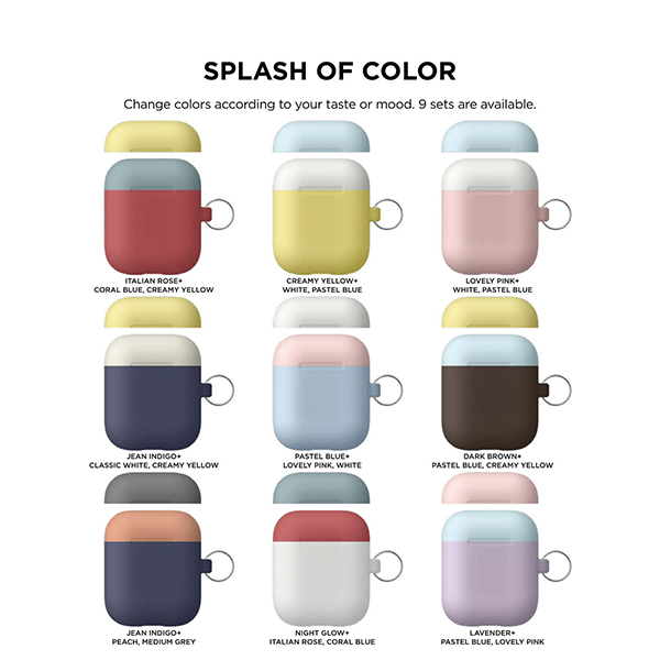 New airpods 2 case cover factory for apple airpods-1