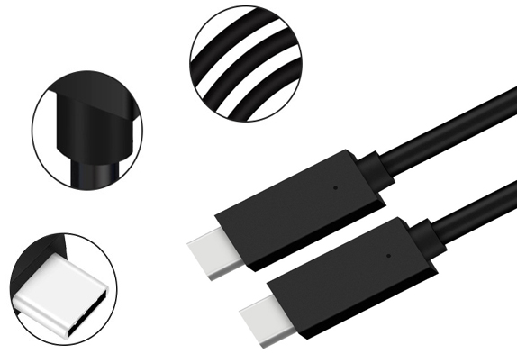 ShunXinda fast short usb c cable company for indoor-4