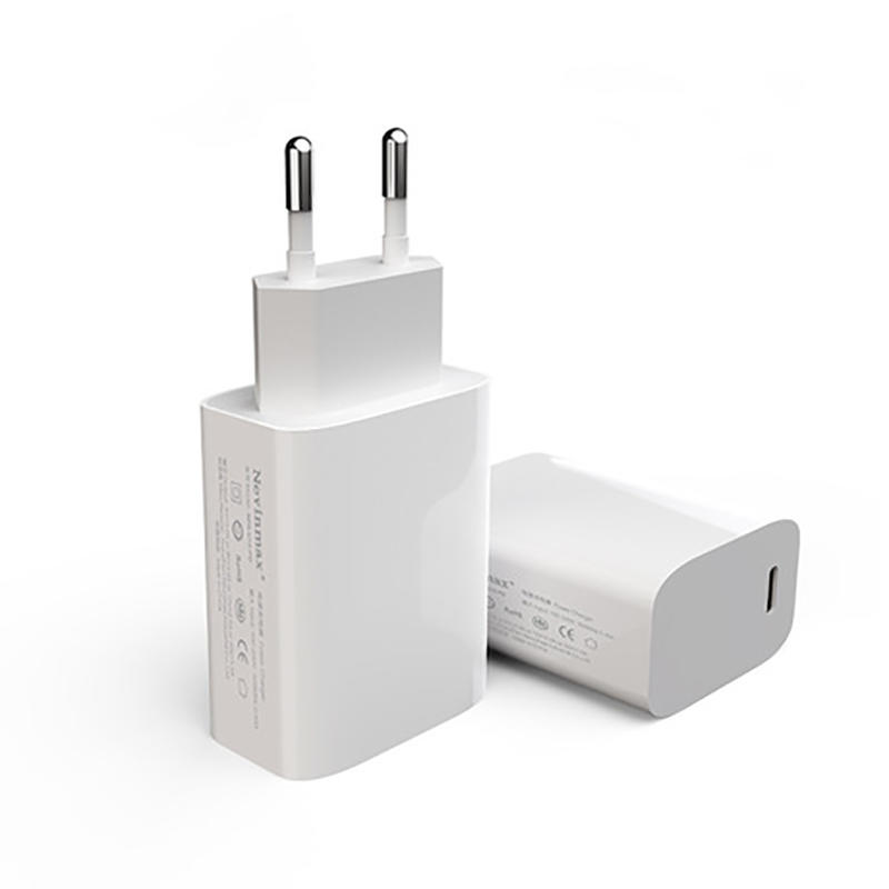 PD 30W charger US EU plug wall charger with usb C port  SXD083