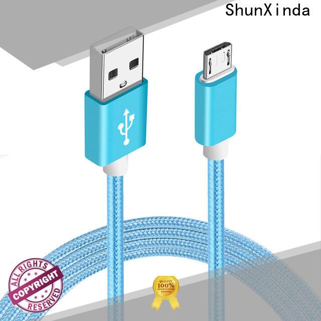 ShunXinda htc usb to micro usb supply for indoor