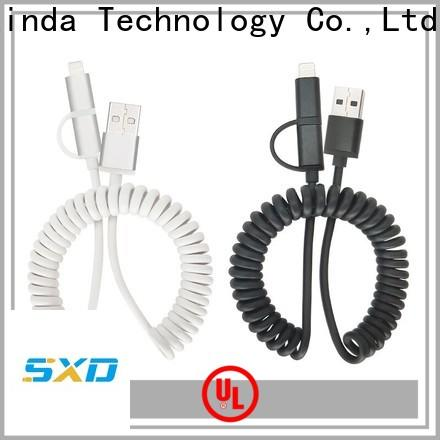 ShunXinda usb cable with multiple ends suppliers for indoor