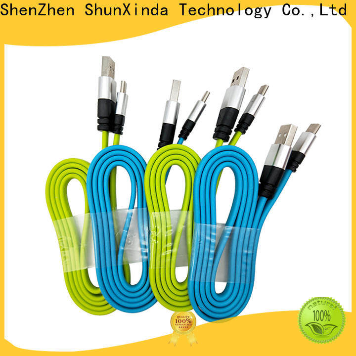 Custom cable usb type c feet factory for car