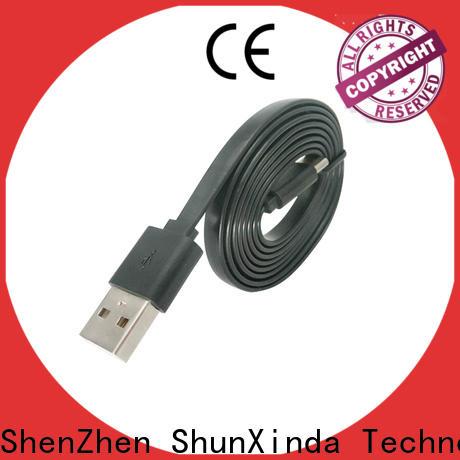 ShunXinda High-quality usb to micro usb supply for car