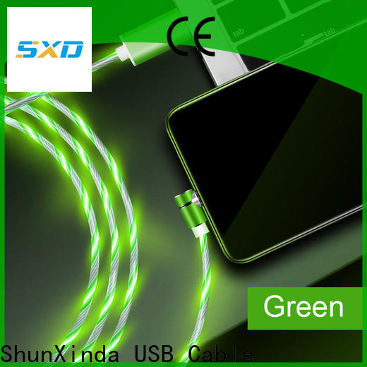 ShunXinda charging usb multi charger cable suppliers for home