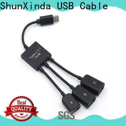 ShunXinda cord usb multi charger cable factory for indoor