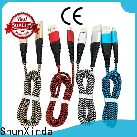 ShunXinda High-quality apple charger cable suppliers for car