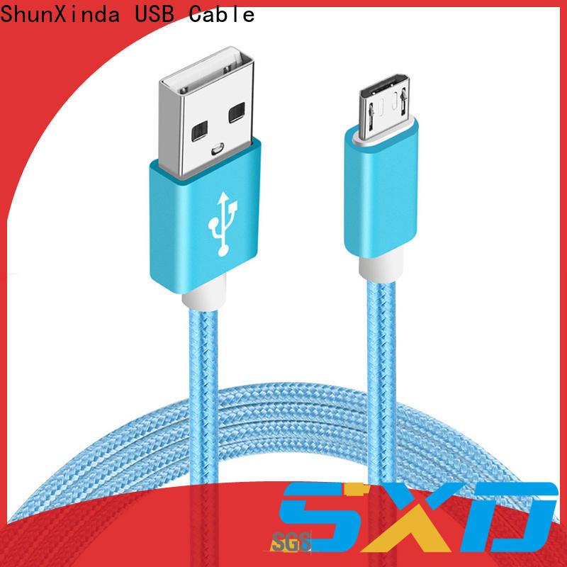 ShunXinda phone micro usb to usb suppliers for indoor