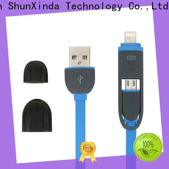 ShunXinda iphone usb charging cable for business for indoor