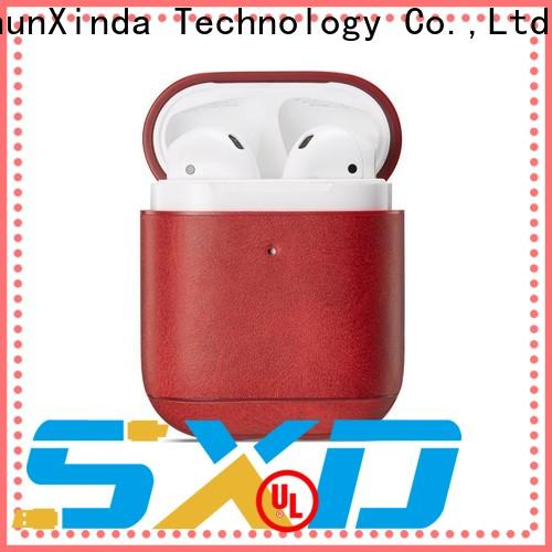 ShunXinda High-quality apple airpods case cover factory for charging case