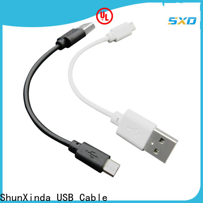 ShunXinda wireless Type C usb cable factory for car