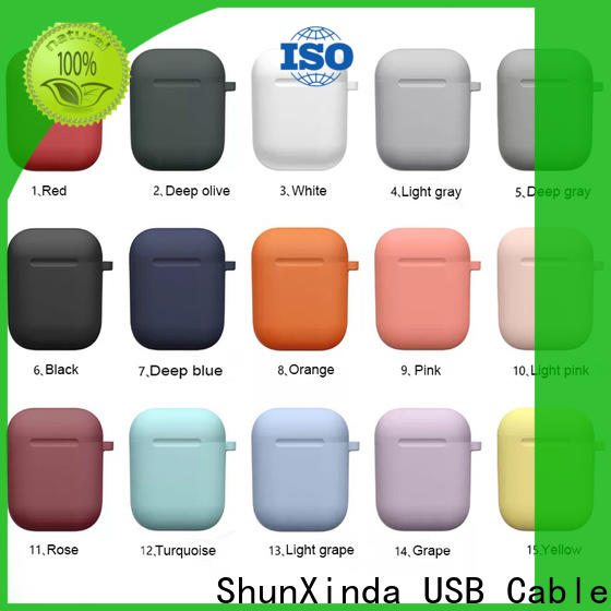 ShunXinda New apple airpods case cover manufacturers for charging case