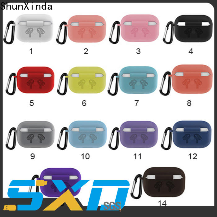 ShunXinda airpods case protection supply for earphone