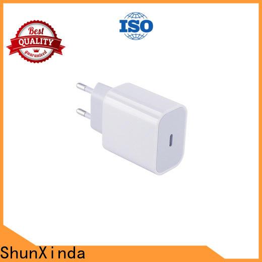 ShunXinda eu usb fast charger supply for indoor