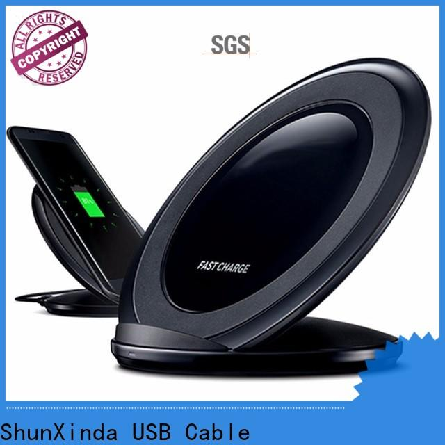 ShunXinda charger wireless mobile charger company for car