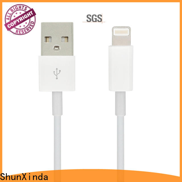 High-quality lightning usb cable compatible for business for home