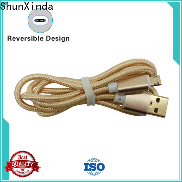 ShunXinda High-quality cable usb micro usb for business for indoor