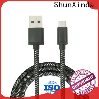ShunXinda quick cable usb micro usb for sale for indoor