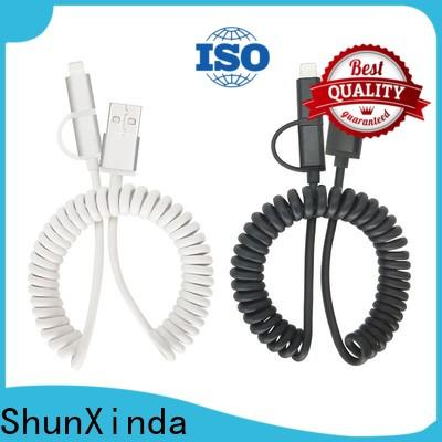 ShunXinda Custom usb multi charger cable company for home