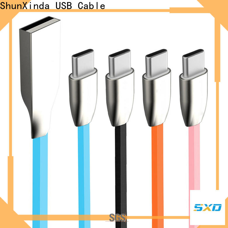 ShunXinda tpe cable usb type c for business for car