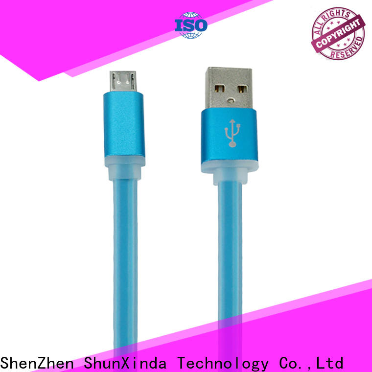 ShunXinda Wholesale best micro usb cable for business for home