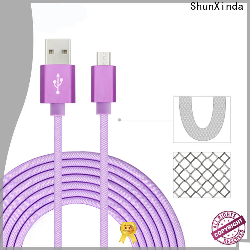 Top fast charging usb cable usb manufacturers for car