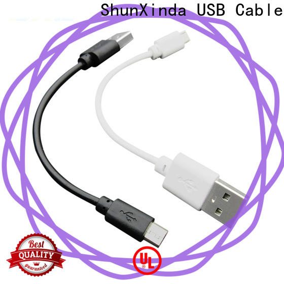 Wholesale micro usb charging cable leather suppliers for car