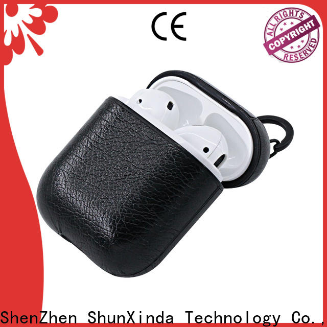 ShunXinda wireless charging case manufacturers for earphone