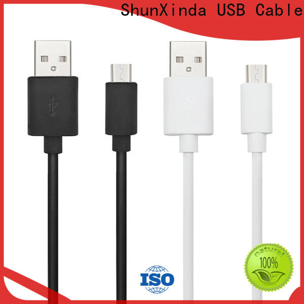 ShunXinda Latest usb to micro usb company for home