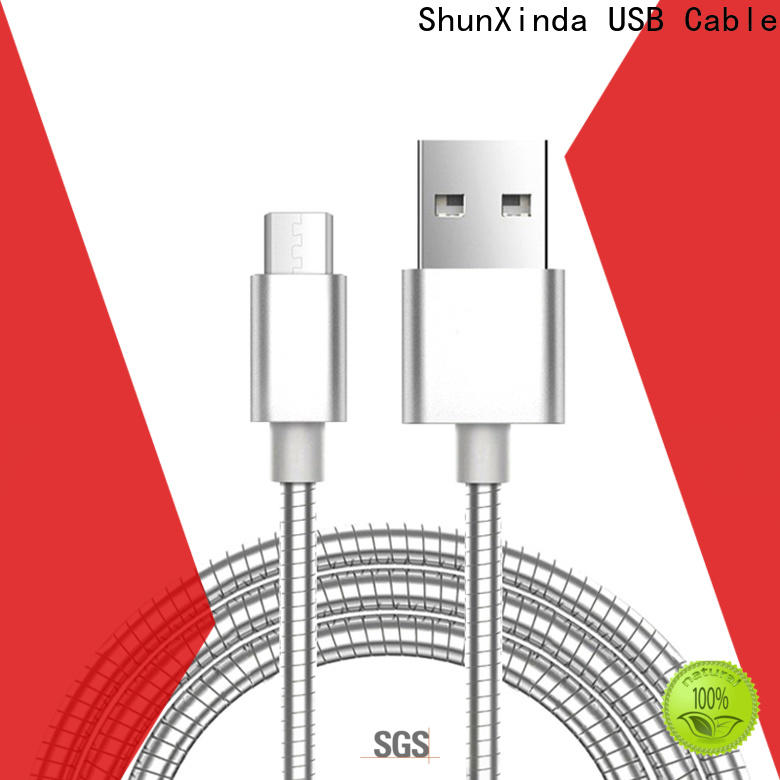ShunXinda mobile usb to micro usb for business for car