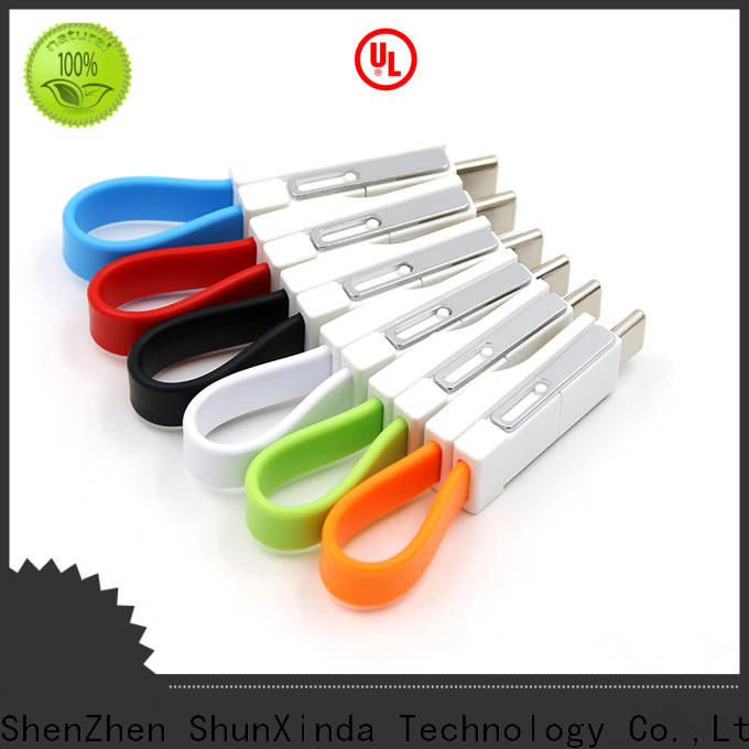 Top charging cable keychain company for home