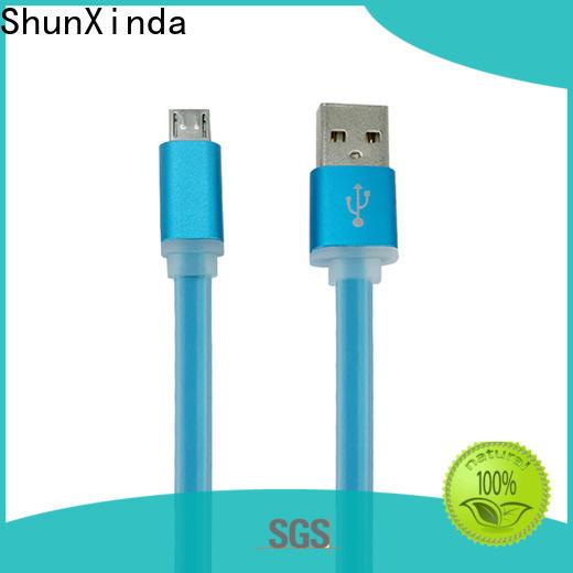 ShunXinda htc cable usb micro usb company for car