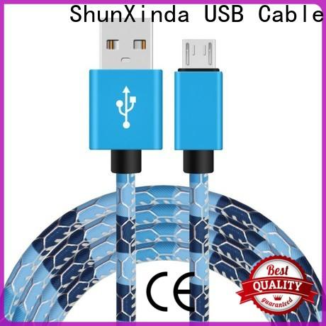 ShunXinda High-quality usb to micro usb for sale for indoor