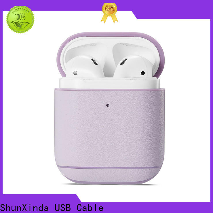 ShunXinda airpods case cover supply for charging case
