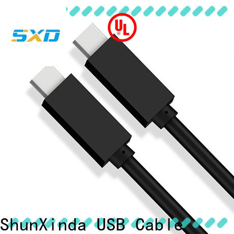 ShunXinda Latest type c to type c suppliers for car