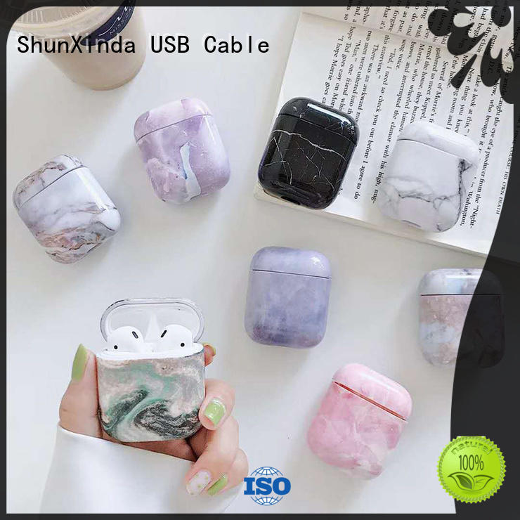 ShunXinda airpods case cover manufacturers for airpods