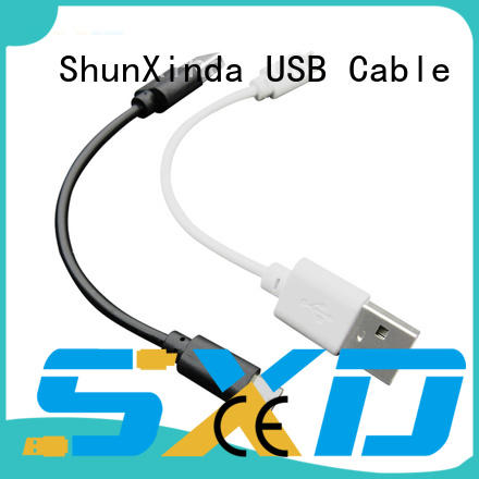 Custom best micro usb cable flat factory for car