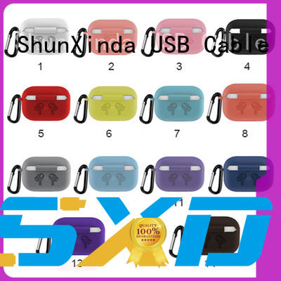 ShunXinda Best leather airpods case for sale for earphone