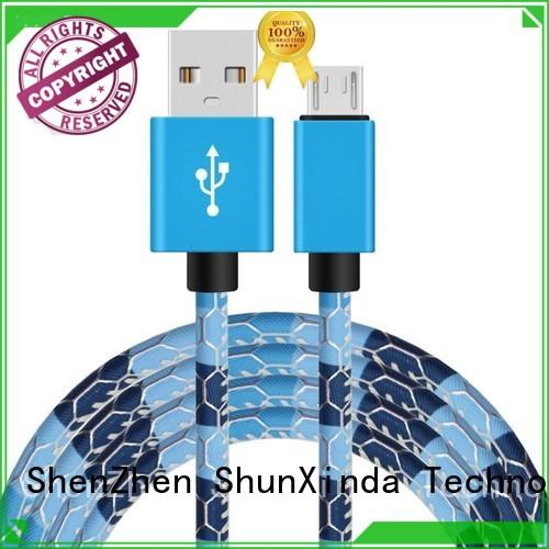 samsung durable ShunXinda Brand long micro usb cable