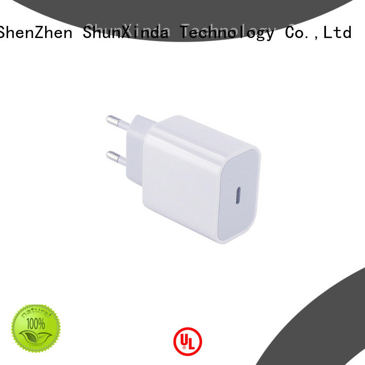 ShunXinda charger usb outlet adapter manufacturers for indoor