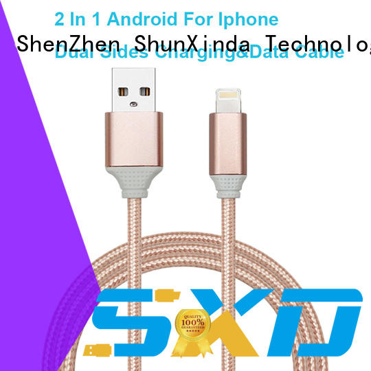 ShunXinda high quality multi device charging cable series for home