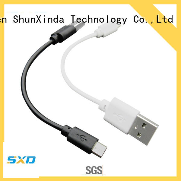 ShunXinda charging best micro usb cable suppliers for car