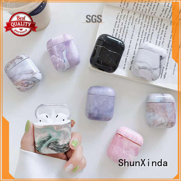 ShunXinda durable silicone airpods case for business for charging case